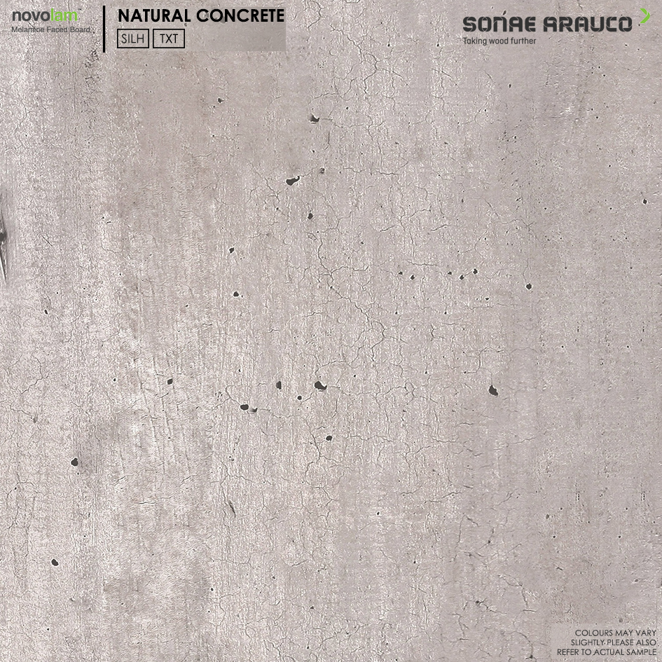 Natural Concrete